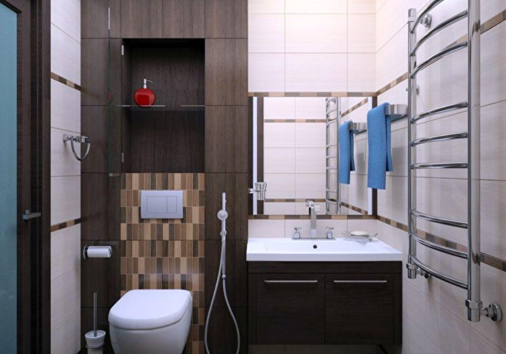 phòng tắm ở Khrushchev