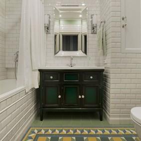 phòng tắm ở Khrushchev tùy chọn ảnh