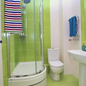 phòng tắm trong ảnh ý tưởng của Khrushchev