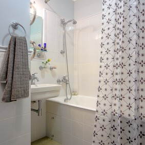 phòng tắm ở Khrushchev ý tưởng ý tưởng