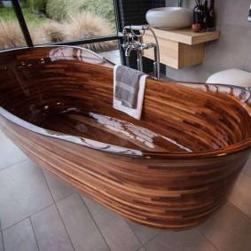 idées d'options de salle de bain de style japonais
