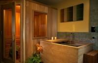 thiết kế ảnh phòng tắm phong cách nhật bản