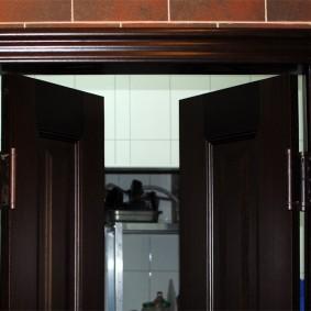 portes d'entrée en bois examen