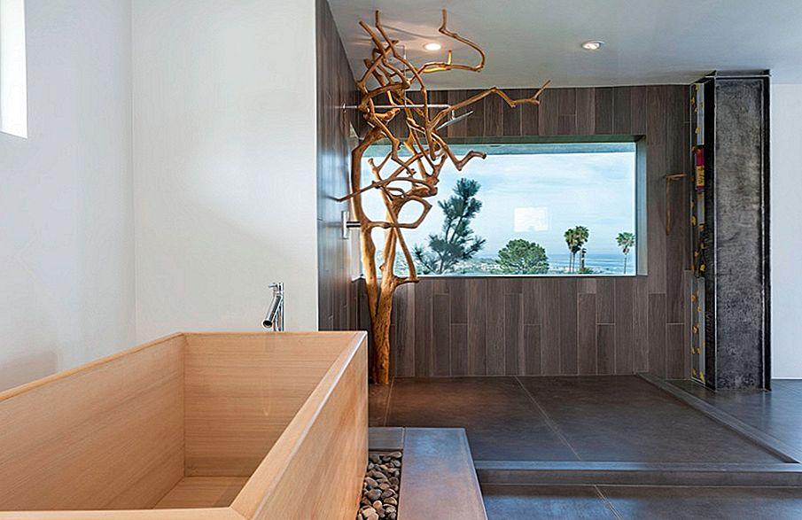 photo de salle de bain japonaise
