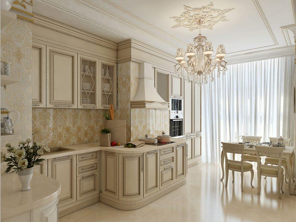 cuisine de style classique