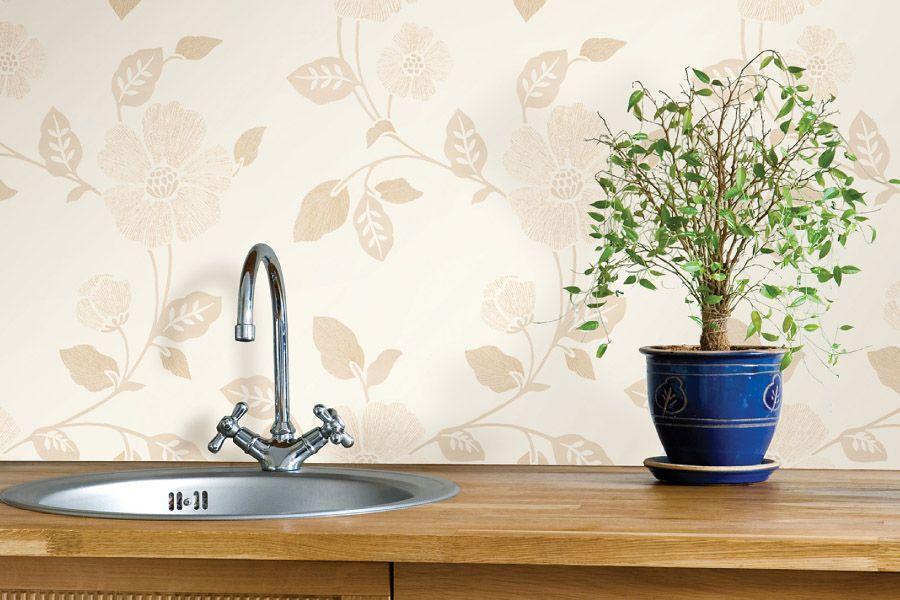 papier peint lavable pour la cuisine