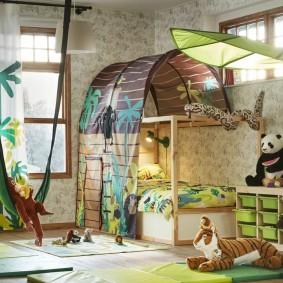 maison d'enfants afrique