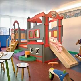 idées de cabane pour enfants