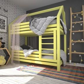 options de cabane pour enfants