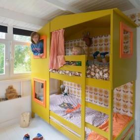 options de photo de salle de jeux pour enfants
