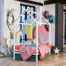 idées de cabane pour enfants idées