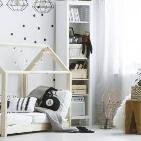 photo de conception de cabane pour enfants