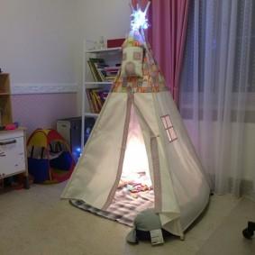 cabane pour enfants sortes d'idées