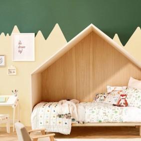sortes d'idées de cabane pour enfants
