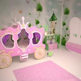 types de conception de cabane pour enfants
