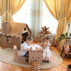 idées de conception de cabane pour enfants