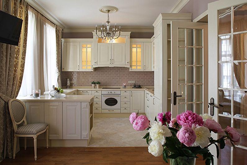design de cuisine 9 m2