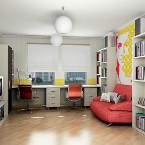 Concevoir une chambre pour les enfants homosexuels