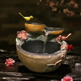 Belle fontaine en cadeau à votre bien-aimé