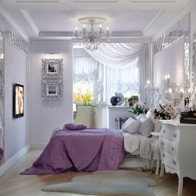 עיצוב חדרי נוער עם מרפסת