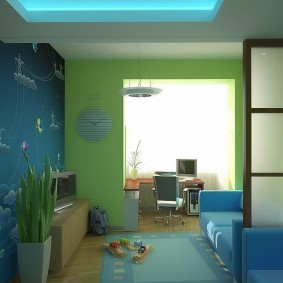 עיצוב חדרים לילד קטן