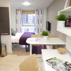 Petit appartement d'une pièce