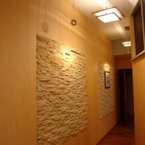 Panneau de pierre artificielle bricolage