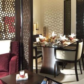 Table de Salle à Manger Art Nouveau