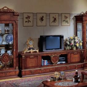 Meubles de salon classiques