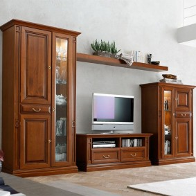 Meubles en bois de type meuble