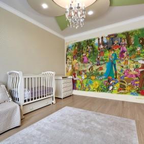 peintures pour chambre d'enfant