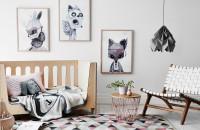 Peintures de style scandinave