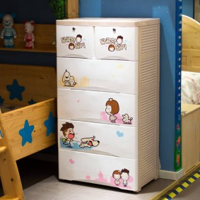 commode pour jouets