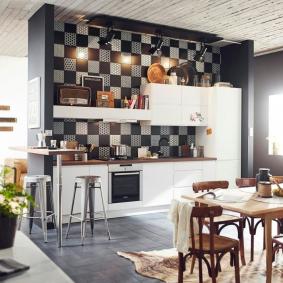 fond d'écran pour des idées de décoration de cuisine