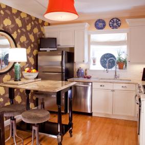 fond d'écran pour la décoration photo de la cuisine