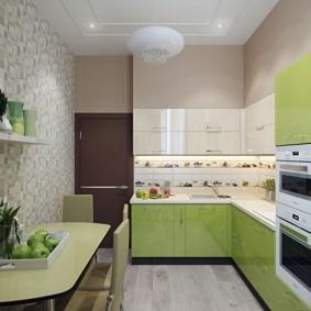 fond d'écran pour une petite photo d'intérieur de cuisine