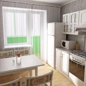 papier peint pour une petite espèce de photo de cuisine