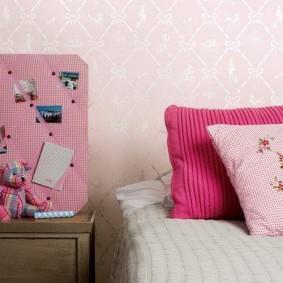 papier peint dans la chambre d'enfant idées de décoration