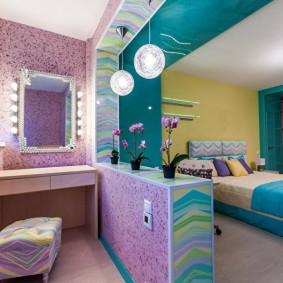 papier peint dans les options de photo de la chambre des enfants