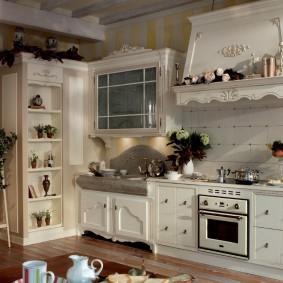 fond d'écran de style provence pour des idées de photos de cuisine