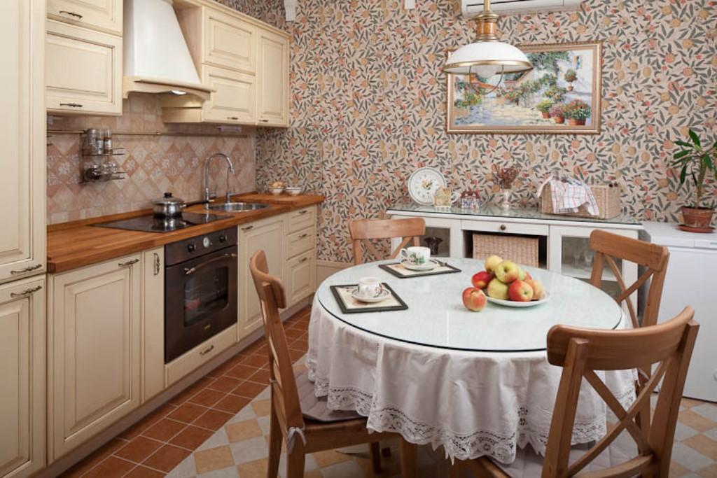 photo design papier peint provence