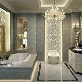 idées de décoration de salle de bain