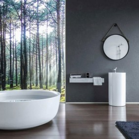 conception d'idées de décoration de salle de bain