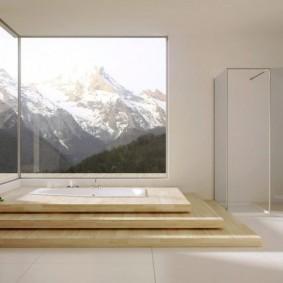 sols de salle de bain types de design