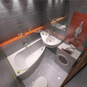 couler sur la salle de bain idées photo
