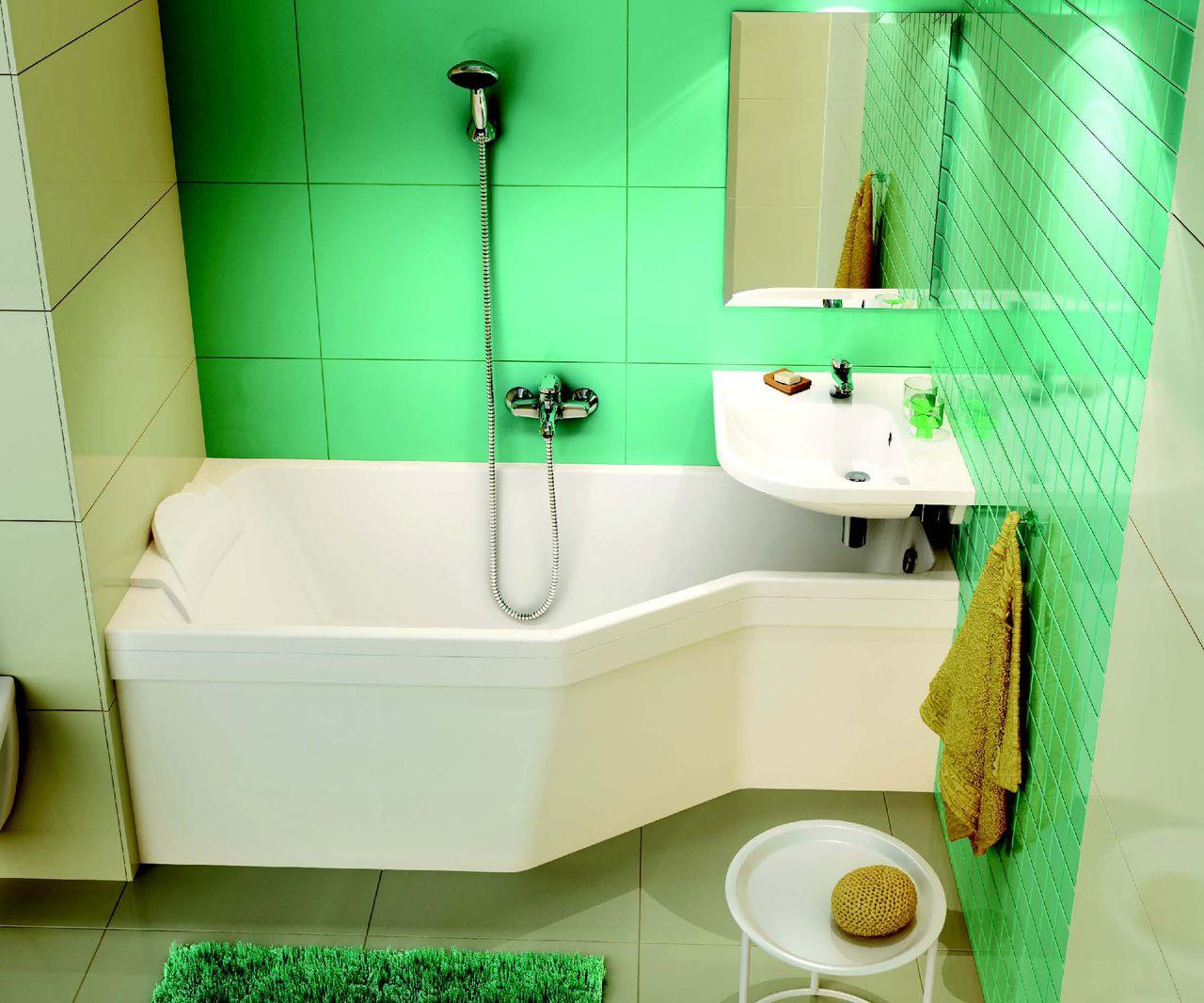 couler sur la salle de bain à l'intérieur