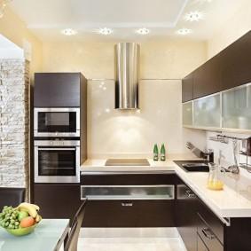 rénovation de cuisine d'une superficie de 9 m² d'idées déco