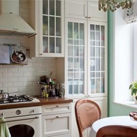 zone de réparation de cuisine de 9 m² options