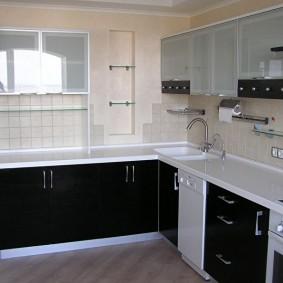 zone de rénovation de cuisine de 9 m² options idées