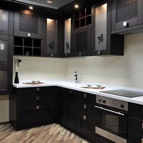 rénovation de cuisine d'une superficie de 9 m² idées idées